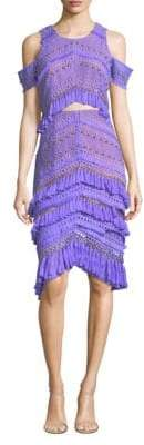 Thurley Candy Cold-Shoulder Dress