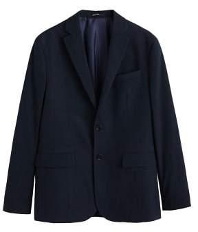 MANGO Slim-fit suit blazer