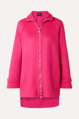 Akris Belinda Cashmere Coat