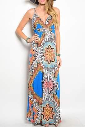 Point Royal Summer Dress