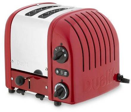 Dualit Toaster, Red