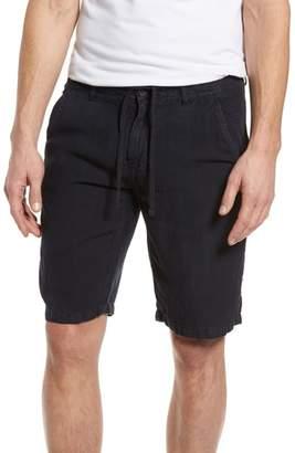 Woolrich Linen Shorts