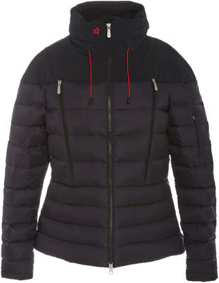 Perfect Moment Polar Drawstring Quilted-Shell Down Jacket