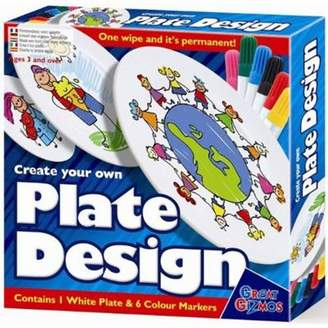 Your Own Great Gizmos Create Plate Design