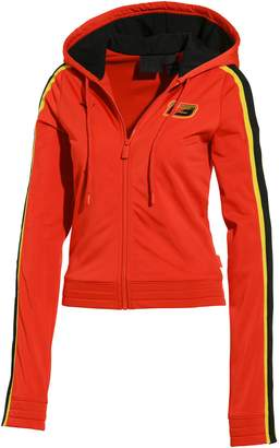 FENTY Womens Fitted Tearaway Tracksuit Top