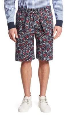 Tommy Hilfiger Floral Printed Shorts