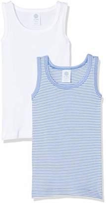 Sanetta Boy's 333516 Vest - Blue