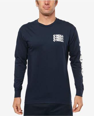 O'Neill Men's Packed Long-Sleeve T-Shirt