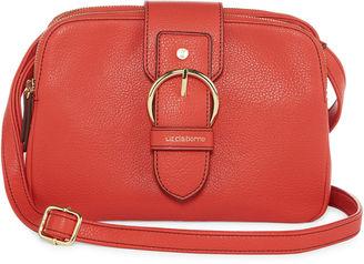 LIZ CLAIBORNE Liz Claiborne Elyse Crossbody Bag $50 thestylecure.com