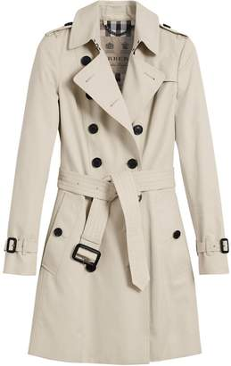 Burberry The Chelsea – Mid-length Trench Coat