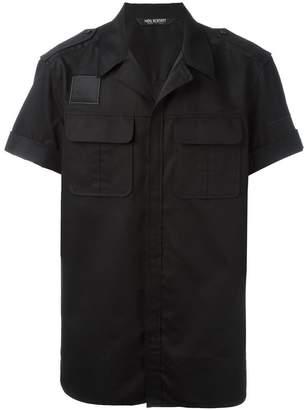 Neil Barrett military shirt