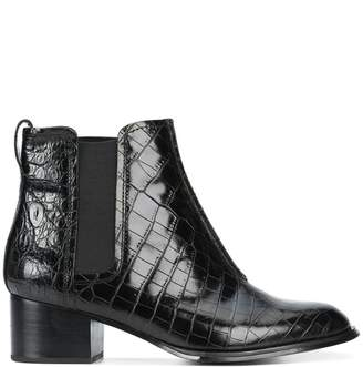 Rag & Bone textured ankle boots