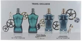 Jean Paul Gaultier Le Male 4 x 7ml EDT Gift Set