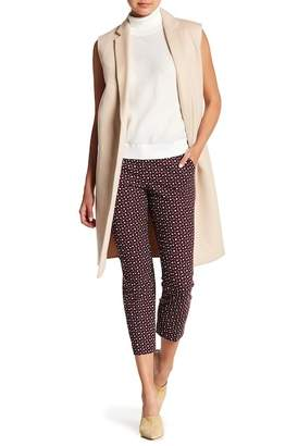 Theory Treeca 2 Stretch Wool Cropped Pants