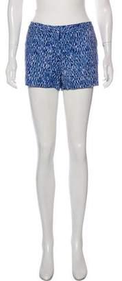 MICHAEL Michael Kors Printed Mini Shorts