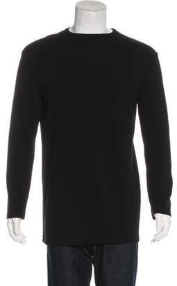Thamanyah Wool Longline T-Shirt