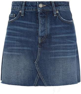 Paige Aideen Denim Skirt