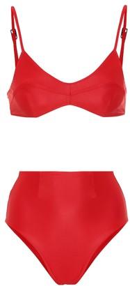 Haight Beca high-rise triangle bikini