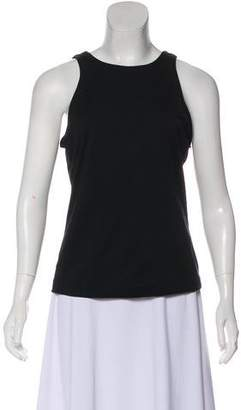 Giorgio Armani Sleeveless Crew Neck T-Shirt