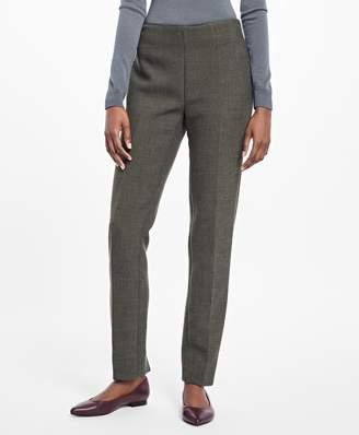 Brooks Brothers Stretch-Wool Dress Pants