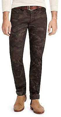 Polo Ralph Lauren Men's Slim-Fit Camo Stretch Jeans