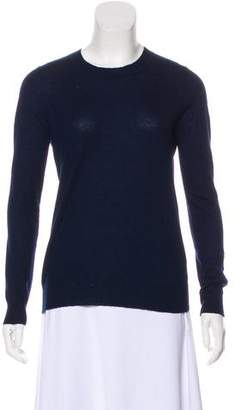 Tory Burch Scoop Neck Cashmere Sweater