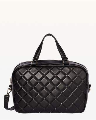 Juicy Couture Norwood Black Leather Crossbody Bag