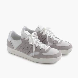 J.Crew New Balance® CRT300 sneakers in white