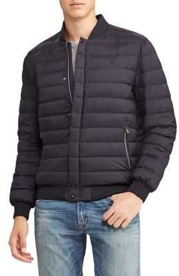 Polo Ralph Lauren Quilted Nylon Varsity Jacket