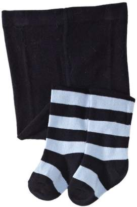 Country Kids Girl's Wide Striped Tights, (Manufacturer Size:)