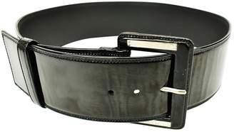 Chanel Patent leather belt
