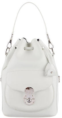 Ralph Lauren Ricky Drawstring Bag $1,395 thestylecure.com