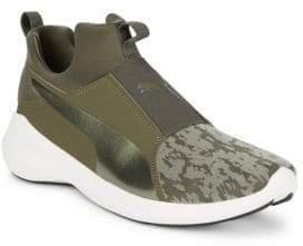 Puma Rebel Slip-On Sneakers
