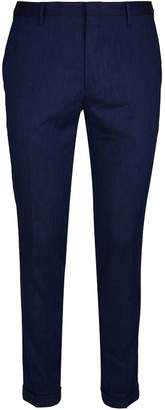 Paul Smith Mélange Effect Trousers