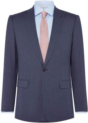 Richard James Men's Mayfair Wide Stripe Richard Suit Jacket