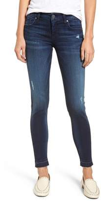 KUT from the Kloth Donna Release Hem Skinny Ankle Jeans