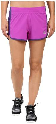 adidas 100M Dash Woven Shorts Women's Shorts
