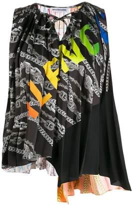 Balenciaga (バレンシアガ) - Balenciaga レインボー スカーフ