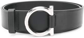 Salvatore Ferragamo d-ring belt