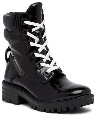 KENDALL + KYLIE Kendall & Kylie East Leather Lug Boot