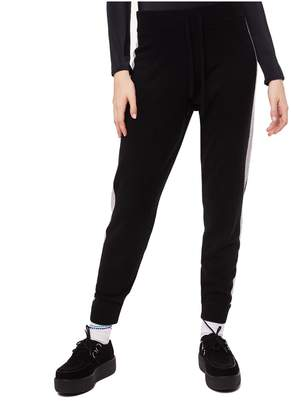 Juicy Couture Cashmere Slim Pant With Side Stripe