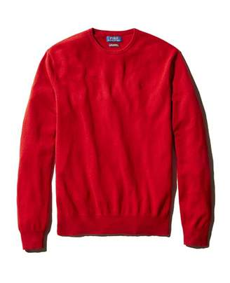 Polo Ralph Lauren Crewneck Cashmere Sweater - 100% Exclusive