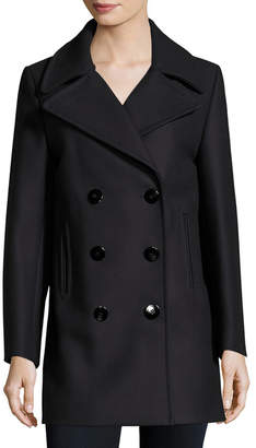 MiH Jeans Wool Double-Breasted Coat