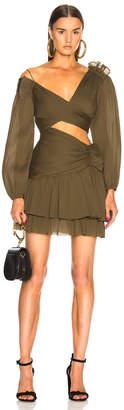 Zimmermann for FWRD Golden Surfer Dress