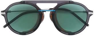 Fendi Eyewear Two tone sunglasses