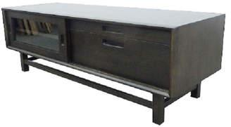 IDC OTSUKA/大塚家具 テレビボード フィル W1200 DB ダークブラウン色
