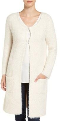 Women's Sanctuary Super Soft Sweater Knit City Coat $119 thestylecure.com