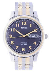Timex Men's Goldtone Expansion Band Dress Watch