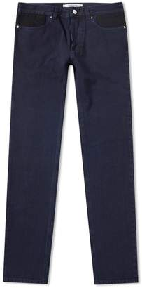 Givenchy Tie Back Denim Jean