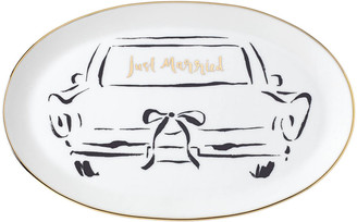 Kate Spade Bridal Party Oblong Dish - Just Married